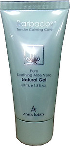 Anna Lotan - Barbados Pure Soothing Aloe Vera Natural Gel 50ml 1.7fl.oz