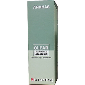 Anna lotan CLEAR Crystal Peeling Ananas - for oily, normal & problem skin 60ml