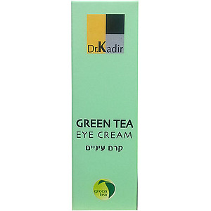 Dr. Kadir Green Tea eye cream 30ml