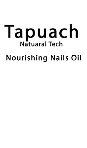 Tapuach Nourishing Nails Oil