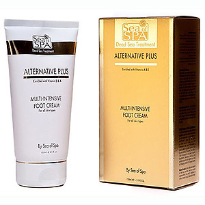 Sea of Spa Alternative Plus Multi Intensive Foot Cream