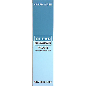Anna lotan CLEAR Cream Mask Provit - for oily problem skin 40ml