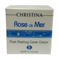 Christina ROSE DE MER - Post Peeling Cover Cream st.5 - 20ml