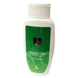 Dr. Kadir Green Tea shower scrub 300ml