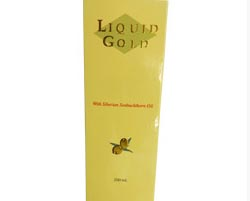 Anna Lotan Liquid Gold Intensive Hair Mask 200ml