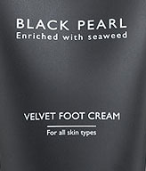 Sea of Spa Black Pearl Velvet Foot Cream