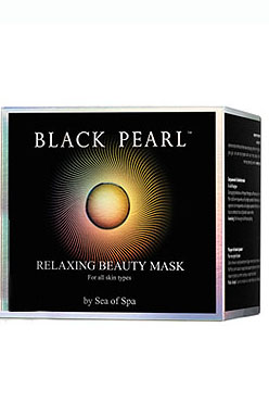 Sea Of Spa Black Pearl Relaxing Beauty Mask 50ml