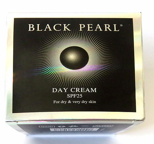 Sea of Spa Black Pearl Age Control Day Cream - for dry & very dry skin SPF25 50ml