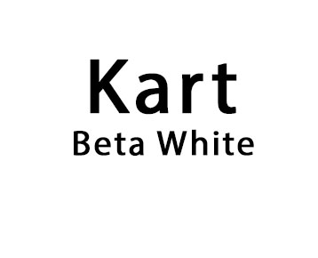 Kart Beta White whitening drops 100ml
