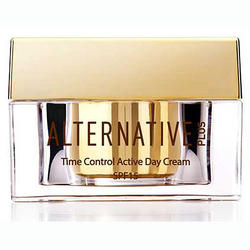 Sea of Spa Alternative Plus Time Control Active DAY CREAM sensitive, dry & very dry skin,  Vitamins A & E 50ml