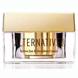 Sea of Spa Alternative Plus Active Eye & Decollete Cream all skin types vitamin A & E 50ml