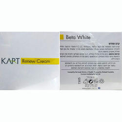 Kart Beta White renew cream 50ml